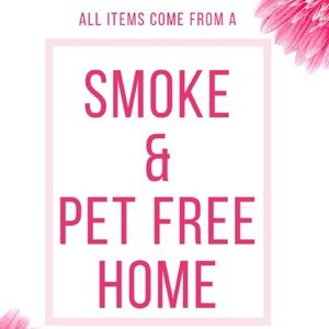 🌸 Smoke and Pet Free Home Fast Shipping 💕
